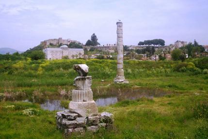 Artemis-temple